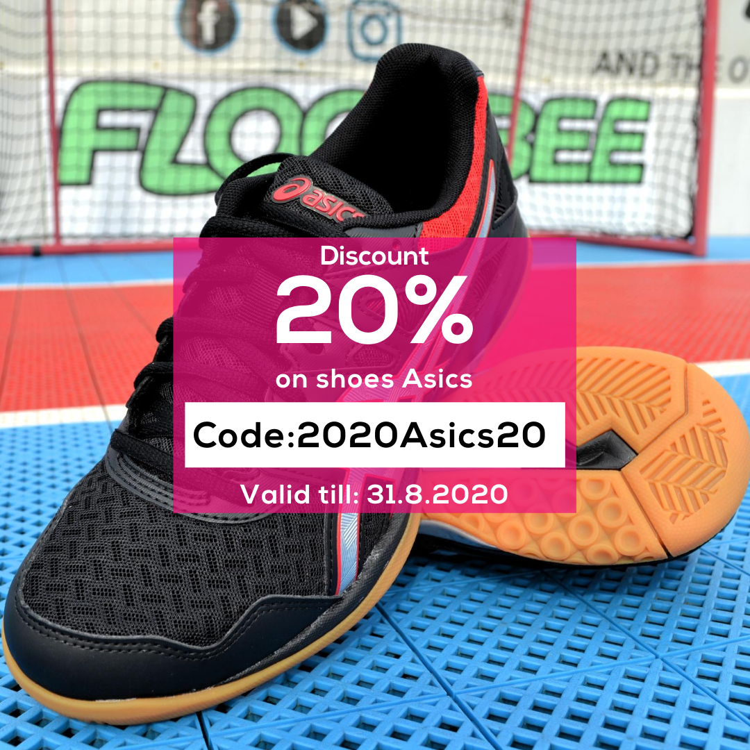 Efloorball has prepared a special offer for you - 20% discount from Recommended retail price! Order and enjoy 20% off.  http://ow.ly/nOFe50AH4U0  #floorball #innebandy #salibandy #unihockey #efloorball #shoes #asicspic.twitter.com/1b5trSDVx3