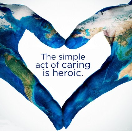 Be a hero today! You never know who may need to receive your act of kindness most! 🥰