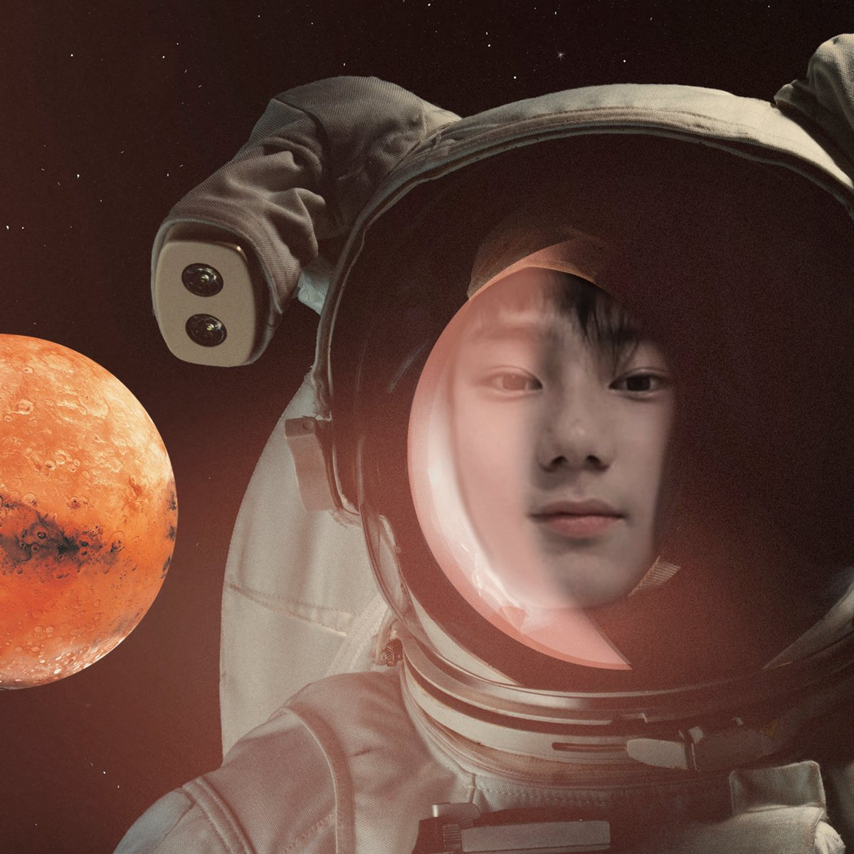 @mariannemaexcxc bring BTS to the Martians