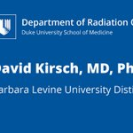 Image for the Tweet beginning: Congratulations, @DKirschMDPhD! This grant from