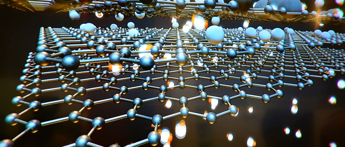#Graphene – Picture A Material 200 Times Stronger Than Steel https://t.co/7k2eS47UN1 #strongerthansteel https://t.co/iEQLWmGk5V