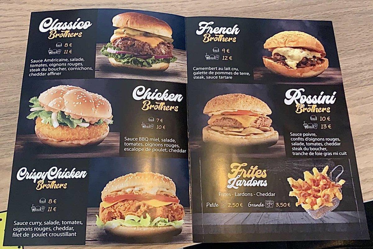 Sur place ou en livraison #burgers #faitmaison #newconcept #sete #heraultpic.twitter.com/LkTJQi2hwf