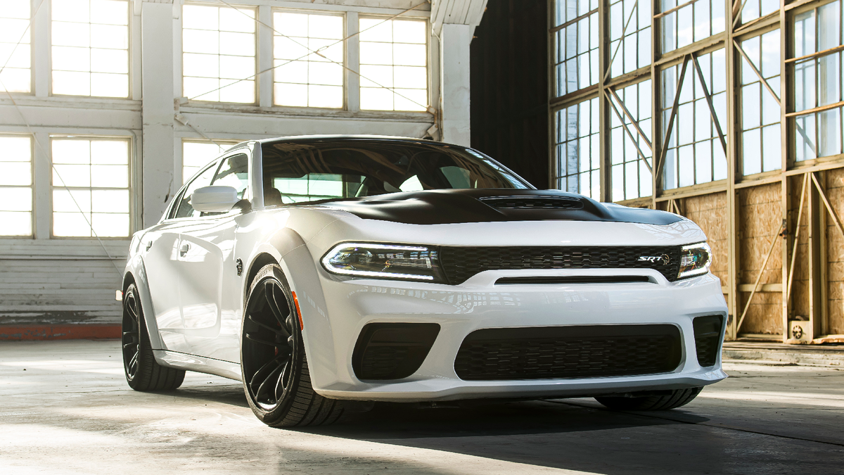The bigger, the better. #DodgeCharger #DodgeRedeye  Available early 2021. https://t.co/B6ClEhXqm9