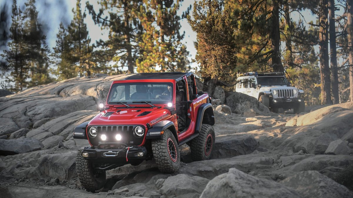 You deserve the best and so does your vehicle. Make sure when you customize it, it's with #JeepPerformanceParts. https://t.co/FnwPrnhXbl https://t.co/JPC9gv2yzE