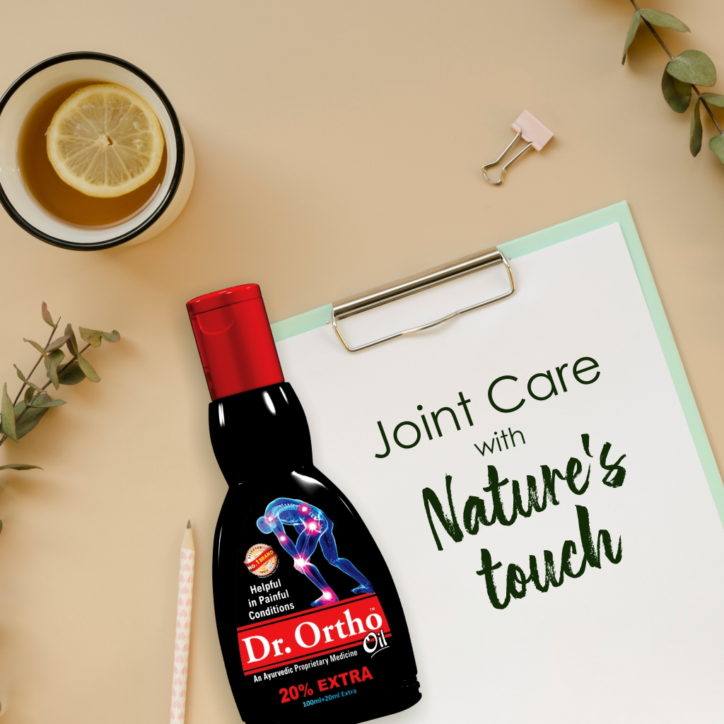 👉 #DrOrtho Ayurvedic Oil with the goodness of 8 herbs for joint pain relief! You can use it for knee pain, shoulder pain, wrist pain, and elbow pain relief. . . #medicinaloil #painreliver #musclepain #jointpain #kneepain #jointpaincure #paincure #backpain #arthiritispainOil https://t.co/qZNBrSKAEW