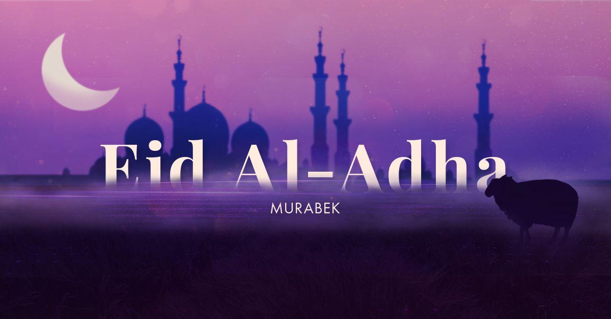 Blessed Eid al-Adha 🌙 https://t.co/knDTZzczg7