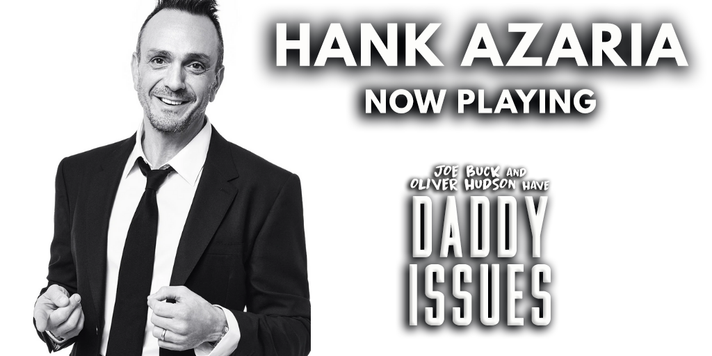 The newest episode of Daddy Issues proves that my TV nemesis @BrockmireIFC is nothing like my friend @HankAzaria  I think any dad should listen and learn from Hal's dad (his 11 year old). Thanks Hank!!!! We need a part two!   https://t.co/r3FcrDCKC9 https://t.co/6d5Ed9dHyU