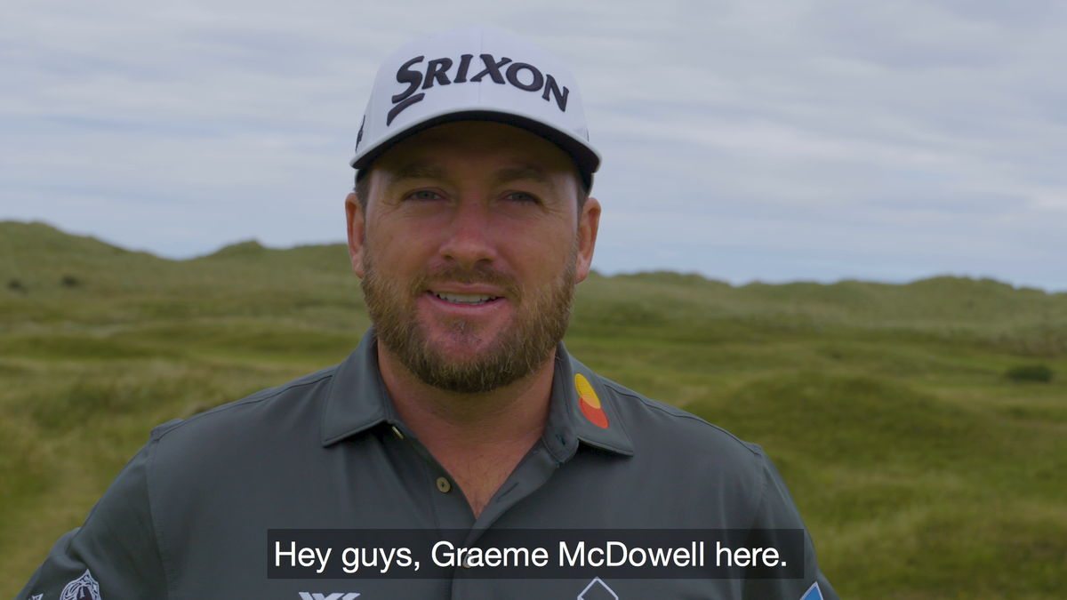 Happy 40th Birthday @Graeme_McDowell! 🎂 #HSBCGolf #GraemeMcDowell #HappyBirthday Here is GMac surprising his biggest fan Rory OConnor at The 2019 Open Championship @TheOpen