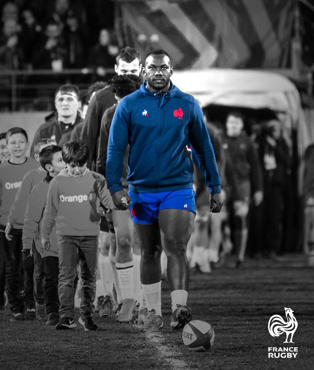 🎉 Notre capitaine de #FranceU20, double #ChampionDuMonde avec les Bleuets fête ses 20 ans aujourdhui ! Joyeux anniversaire @jordan_joseph8 ! 😘