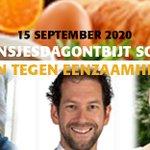 Image for the Tweet beginning: #Prinsjesdagontbijt #Soest - Één tegen