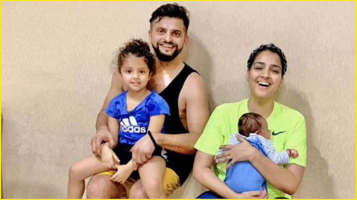 Partnership with a difference: how @PriyankaCRaina cricketer-husband #SureshRaina @ImRaina are batting for every mother and girl    @grfCare initiated a reproductive health +mental well-being workshop for incarcerated women  Congratulations 15 Yrs @ImRaina