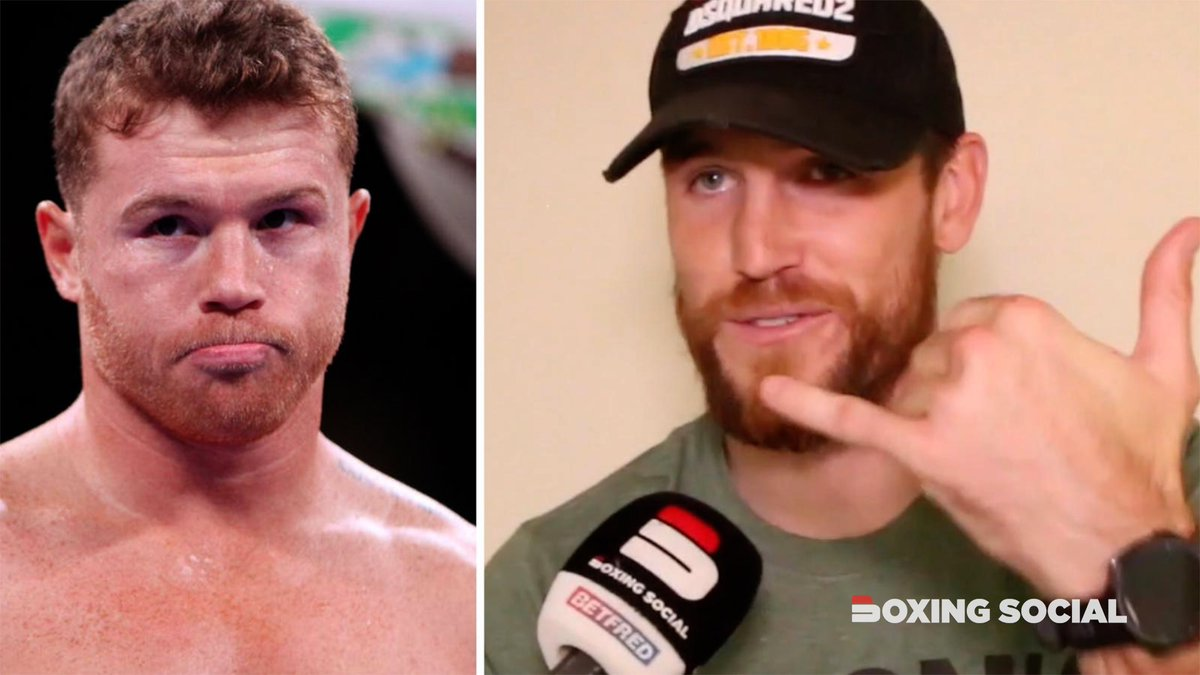 """""""PICK UP THE PHONE, CANELO!"""" 📞  🇬🇧 @CallumSmith23 urges @Canelo to finalise a bout between the pair, after he emerged as the front-runner to face the Mexican superstar in September. ⭐️  FULL:   🔞 @Betfred Fight Odds:   #Boxing"""