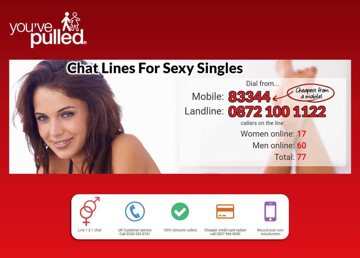All phone chat lines