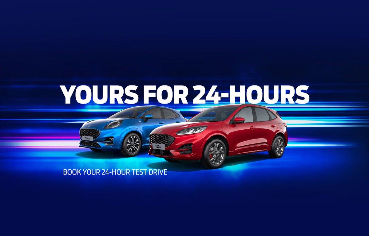 24 Hour Customer Test Drives