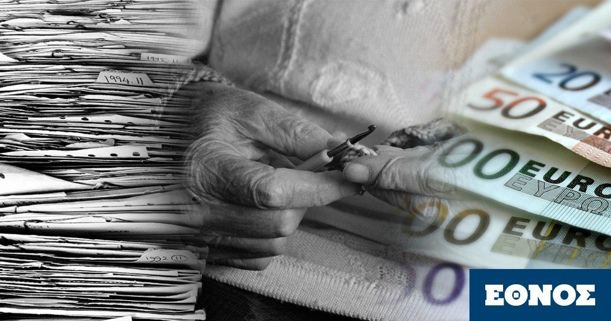 Αναδρομικά συνταξιούχων: Ποιες είναι οι τρεις κατηγορίες δικαιούχων και ποια τα ποσά https://t.co/wBQVsT8IcW https://t.co/oRQxf18Q7E