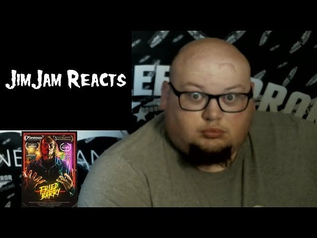 I React to Fried Barry a Horror Comedy by @RyanKrugerThing  https://youtu.be/26y-Vdch_CM  #aliens #horrorcomedy #reaction #scifi  #jimjamreactspic.twitter.com/WNo06ttHtJ