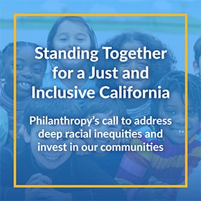 Check out the latest issue of Partnerships, featuring #philanthropy's stand for justice, a new job opportunity, the expansion of Medi-Cal enrollment outreach in Northern California, and the launch of the powerful #seeherbloom campaign. Read in full at https://t.co/Bddlb20O7h https://t.co/H7oFT3ggE1