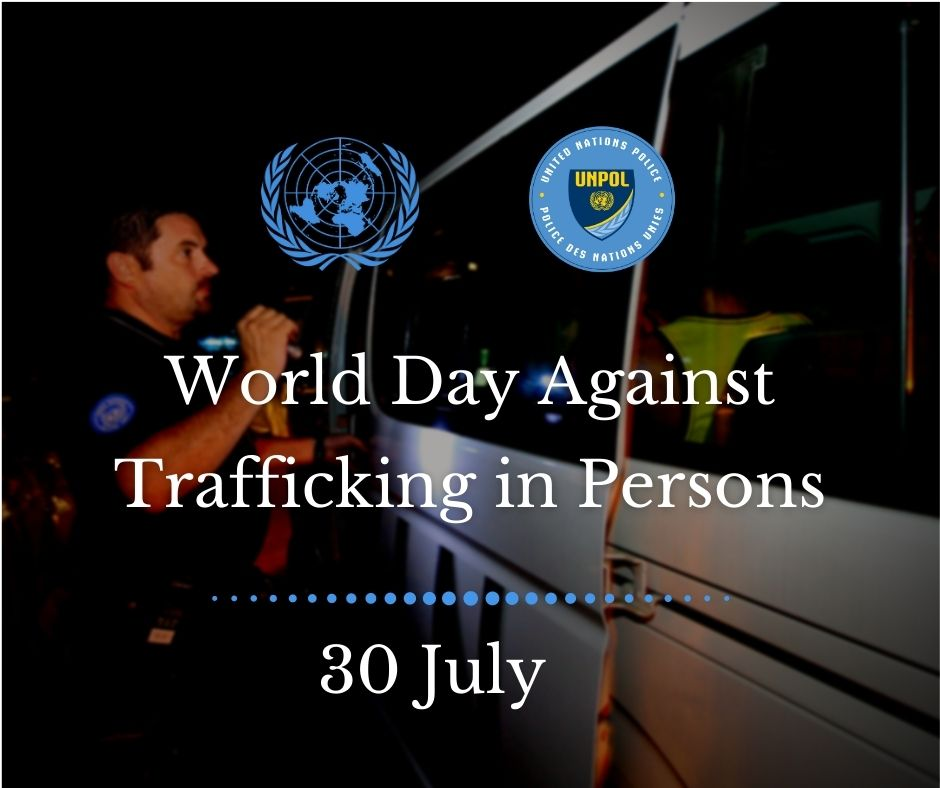 Economic & social hardships from #COVID19 have heightened risks to vulnerable populations from trafficking & other crimes. Working in the communities, @UNPOL helps #EndHumanTrafficking, strengthen policing responses & support victims. #A4P https://t.co/lwMaclxbxF