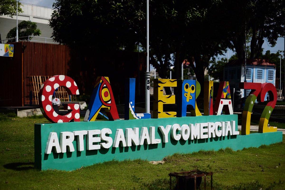 Con la reactivación del comercio en el Norte-Centro Histórico, la Galería Artesanal 72 👒👛 reabrió hoy sus puertas al público.  Desde @BarranquillaCPT y @ControlUrbanoBq te invitamos a visitarla y realizar tus compras según el pico y cédula. Detalles👉 https://t.co/L75rHFnw67 https://t.co/NrajC9RgMA