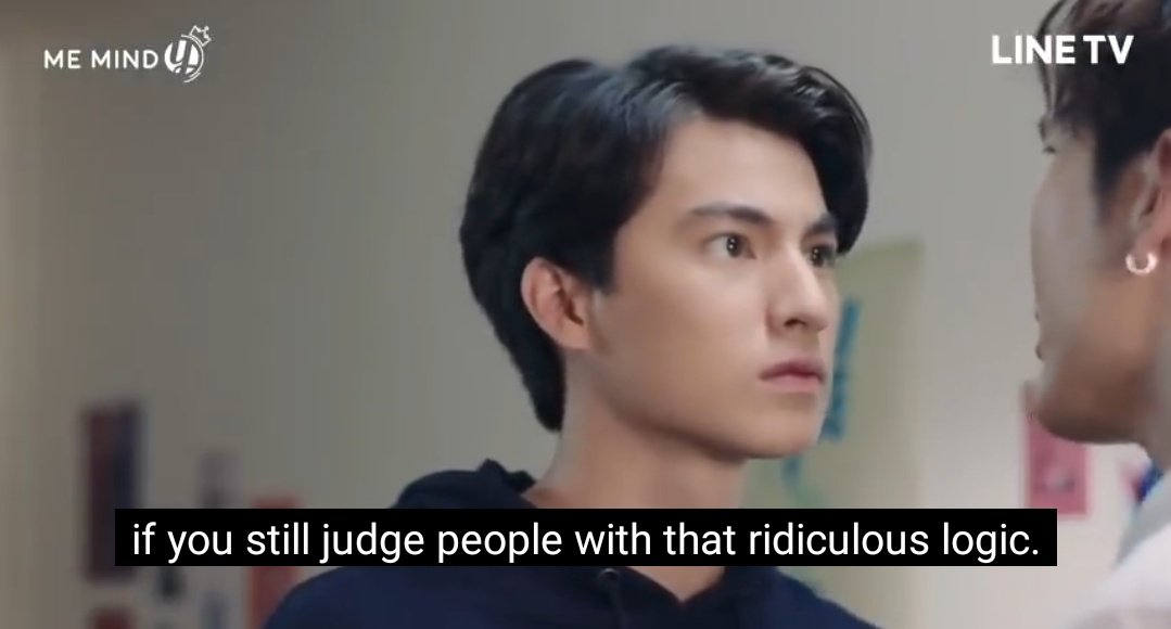You are allowed to dislike a show. YOUR PREFERENCE IS VALID, I PROMISE. but to NEVER SHUT UP about your hatred of it, ONE YEAR LATER, even after having watched so many other series?That means TTTS really succeeded in making you REMEMBER its MESSAGE. Congratulations!