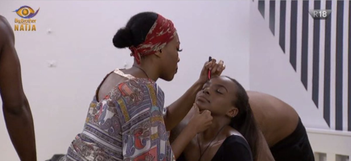 Less than 20 minutes to tonights #BBNaija Wager Task. Dont miss this! #BBLiveBlog bit.ly/3f8Rrxw