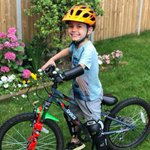 Image for the Tweet beginning: Another amazing smile, #bikeadaptation #limbdifferenceawareness
