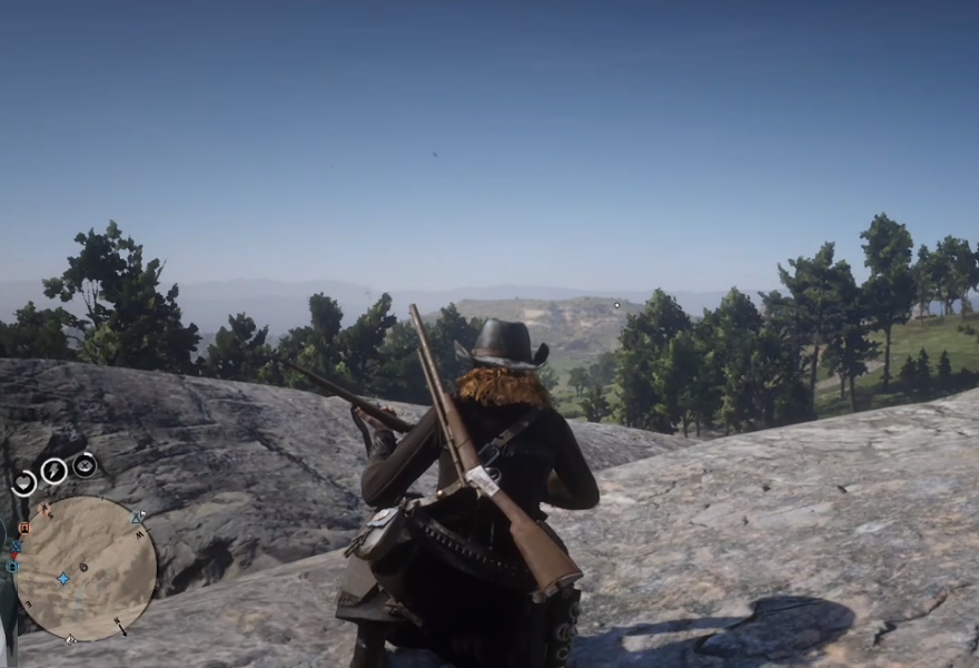 Hunting for legendary animals live on http://Twitch.Tv/SleepySenche !   But do I sell to Gus or help Harriet? #RedDeadRedemptionOnline #RDRO #Naturalist #Rockstarpic.twitter.com/Xyjv78UVxY