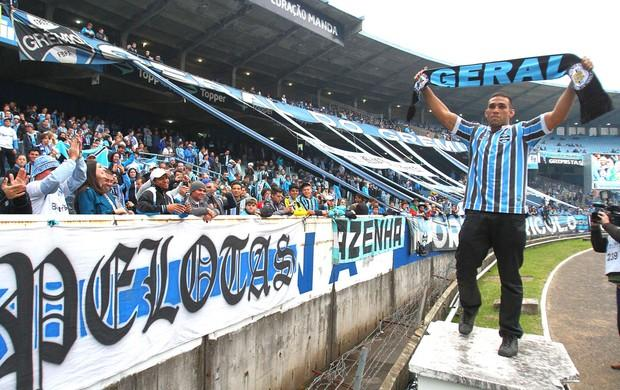 Parabéns @FabricioWerdum. Saúde e Grêmio! A Geral está sempre contigo, campeão! https://t.co/D0PPuWdd28