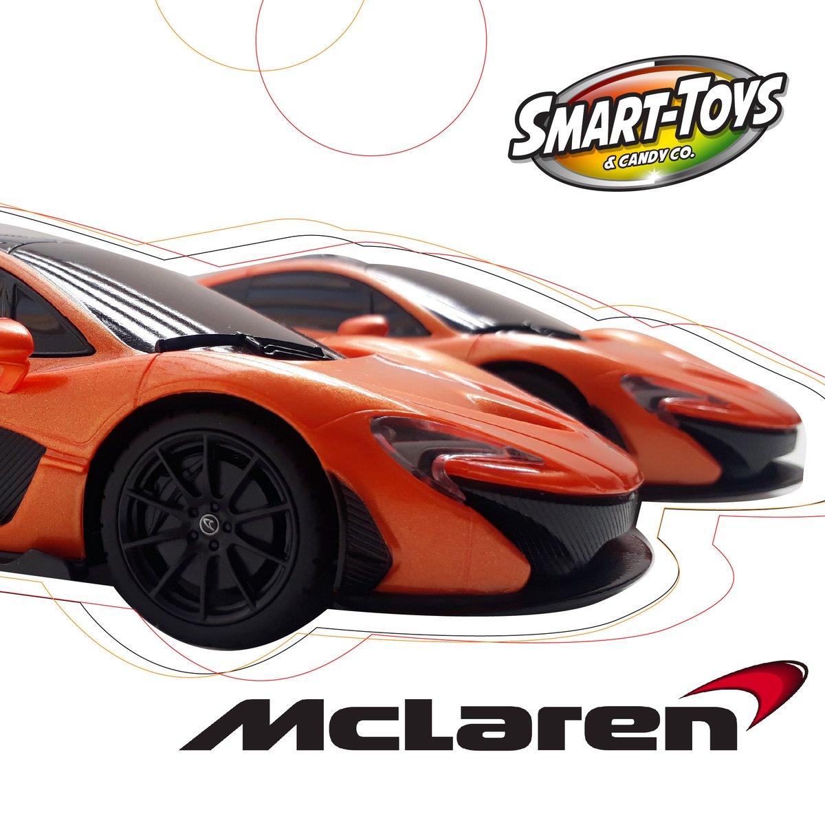 ¿Te atreves a sentir la velocidad?  Hazlo con #SmartToys 👇  #Car #McLaren https://t.co/94k35lR0Xd