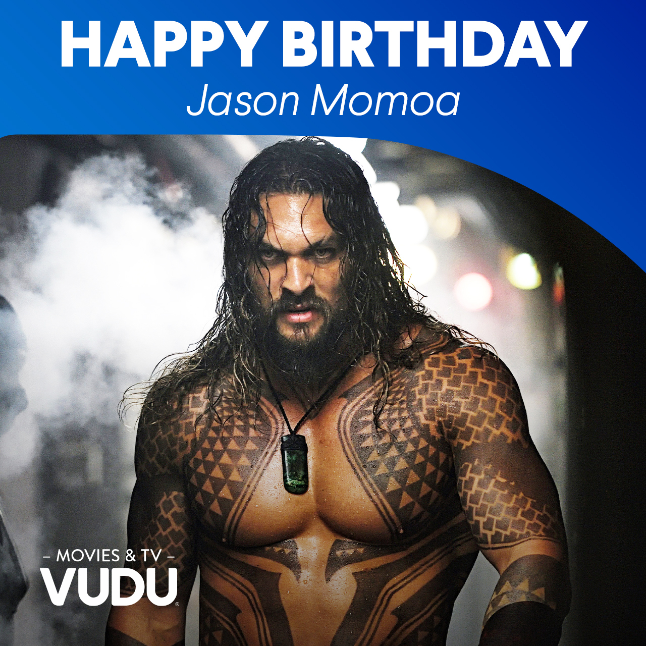 Happy Birthday Jason Momoa! What was your favorite scene from Aquaman?!