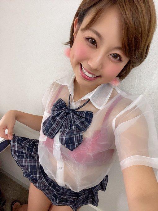 AV女優亜矢みつき(神谷充希)のTwitter自撮りエロ画像53