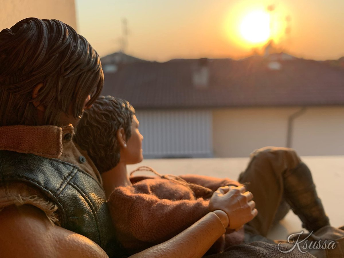 Sunset #Caryl #actionfigures pic.twitter.com/wwgDVXmssh