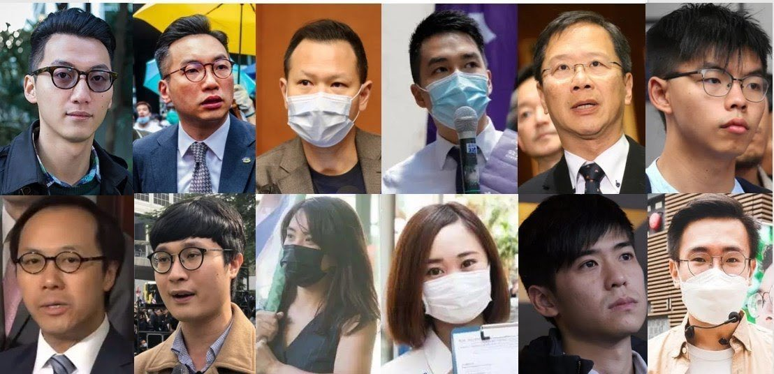 The Chairs call on the #HongKong gov't to rescind the disqualification of #Legco candidates given it clearly violates basic human rights as protected in the #ICCPR & Sino-British Joint Decl., e.g., the rights of self-determination, expression, & participation in public affairs.