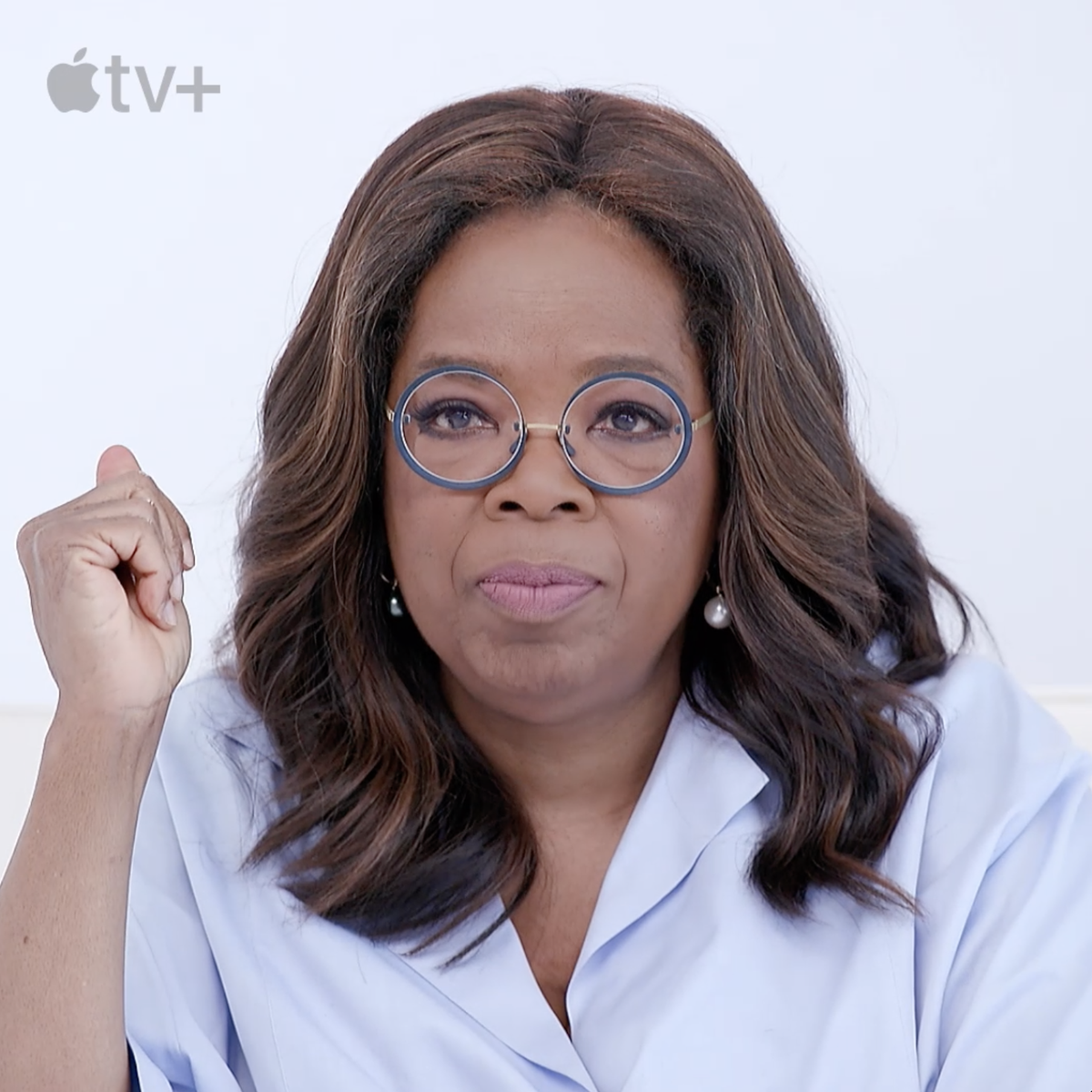 On the two-part premiere episode of #TheOprahConversation, @Oprah and @emmanuelacho talk through the uncomfortable conversations we all need to be having right now.   Now streaming on the @AppleTV app with an Apple TV+ subscription. https://t.co/YFiW1vtxjP https://t.co/D5NnzbllyF