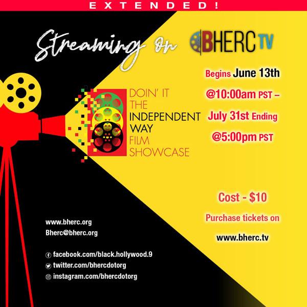https://www.theloop411.com/eblast/doinit.html…  Doin' It The Independent Way Film Showcase:: Streaming Online Now - Thru July 31st @ 5:00pm PST @BHERCtv #African American Films #AfricanAmericanFilmmakers #Films #FilmIndustry #Showcase #BHERC #BlackHollywood pic.twitter.com/odVnBt8Lne
