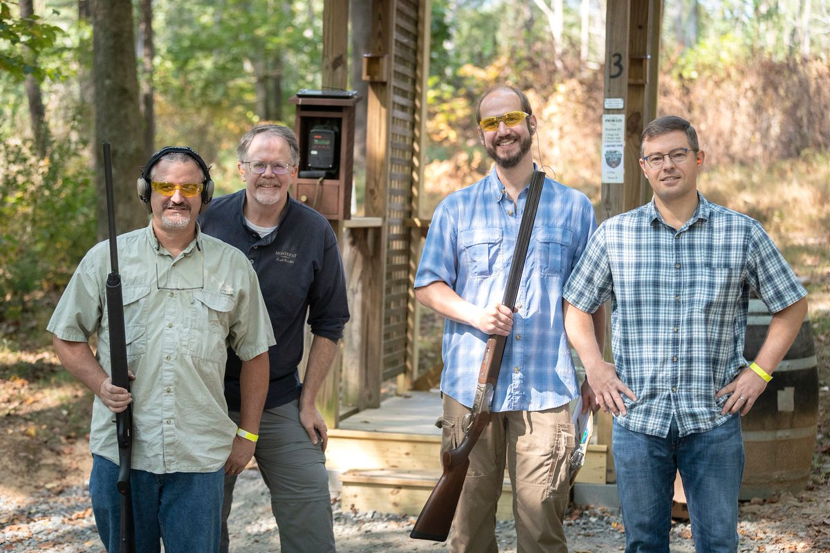Clay shooters of all levels are invited to be part of the #SmokiesCup! Registration is now open. (Space is limited!) Join us Fri., 9/18 at #Biltmore #SportingClays Club in #Asheville, NC. Get the Details: http://SmokiesCup.org .pic.twitter.com/ftoQW2ud7n