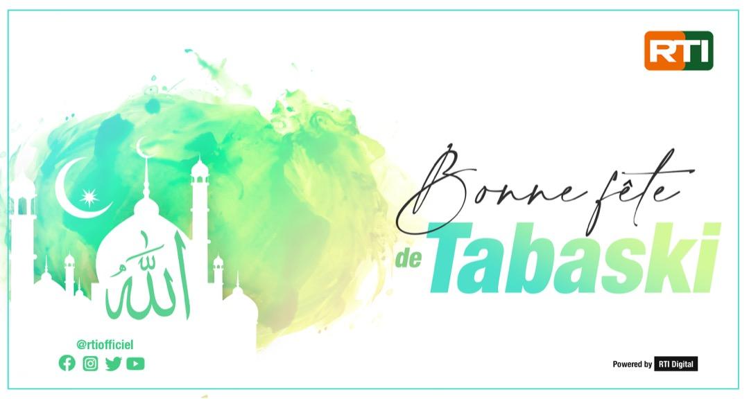 Bonne fête de #Tabaski à toutes et à tous. #RTIOfficiel https://t.co/Z6fQ43Tx6T