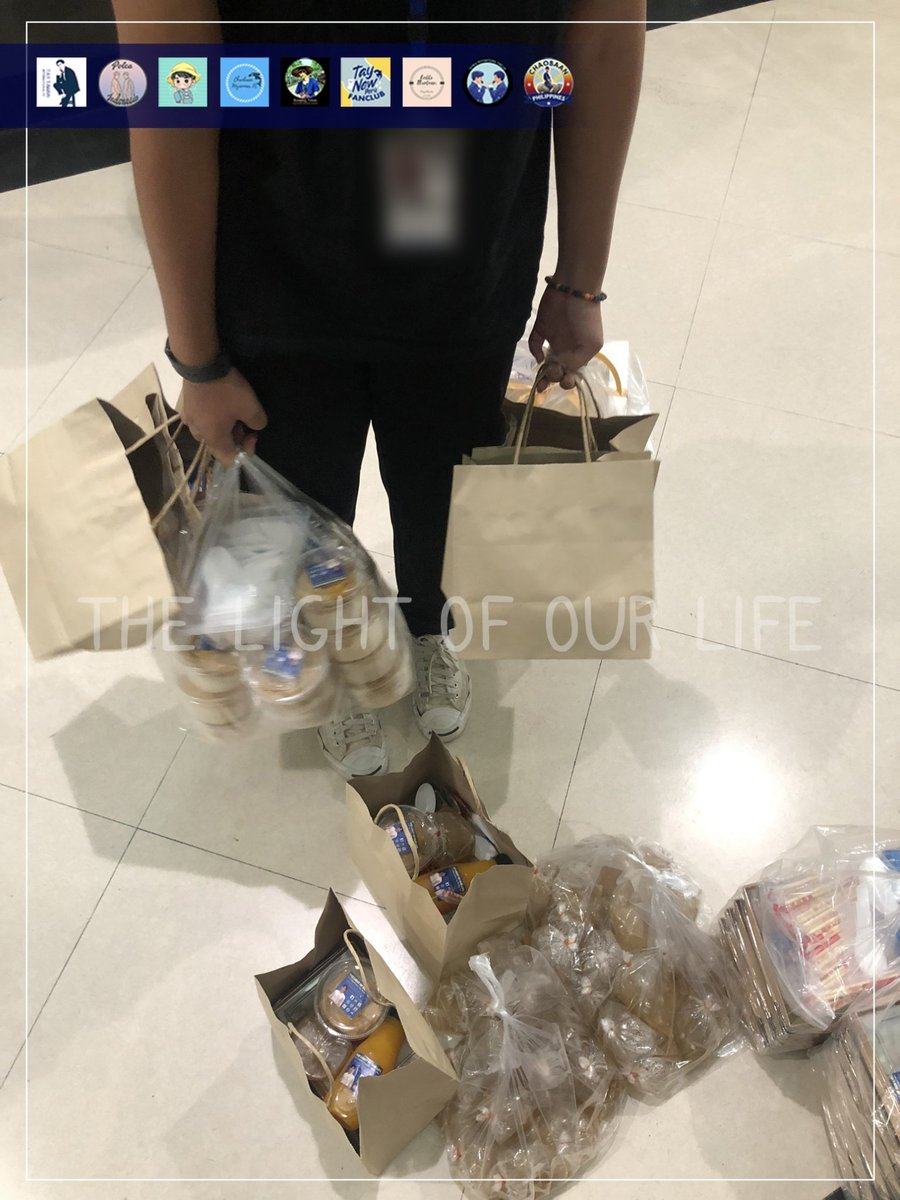 The Light of Our Life Project Safely delivered to the staffs of 30th floor.  @Tawan_V #Tawan_V #JulyforTayTawan #Taytawan29thbirthday #TaytawanBDProject2020pic.twitter.com/ifdrRDvJ2D