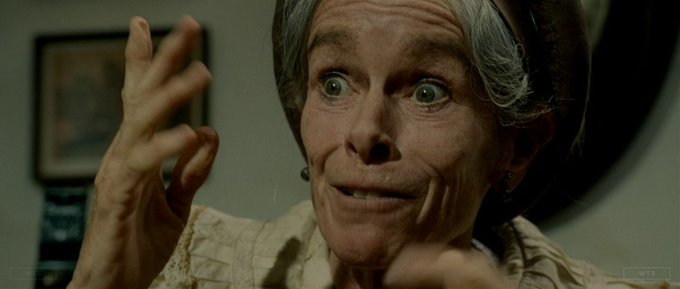 Geraldine Chaplin is now 76 years old, happy birthday! Do you know this movie? 5 min to answer!