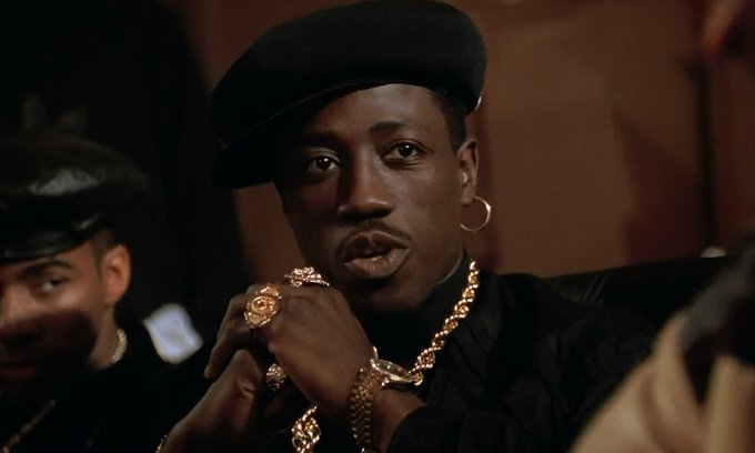 Happy 58th Birthday to American actor, director, film producer, martial artist and author Wesley Snipes .