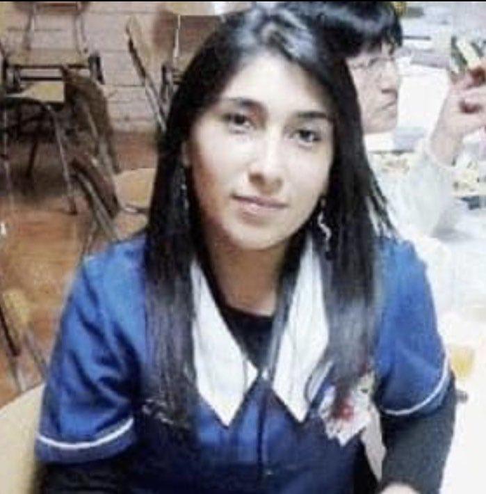 Ella es Gabriela Marín y tenía 23 años cuando 3 sujetos en San Fernando la VIOLARON, la golpearon y le introdujeron piedras en su vagina. Al no tener JUSTICIA, se quitó la vida  #JusticiaParaGabriela https://t.co/ddHR8QAH8S