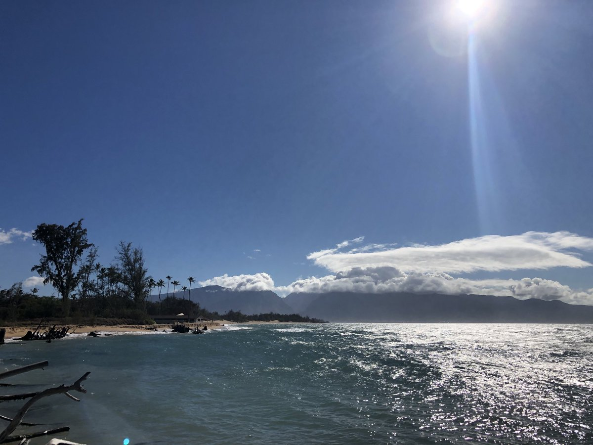 test Twitter Media - Windy with blue skies in Paia. #CMWeather #Maui #Beach #MagicalMaui #MauiNokaoi #Paia https://t.co/5J7D9rkTvW