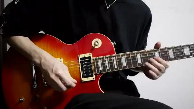 【真・三國無双】呂布のテーマをギターで弾いてみた