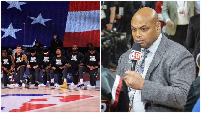 惺惺作態?Barkley反感NBA平權:並不是每個人都想下跪抗議,尊重他們的選擇!