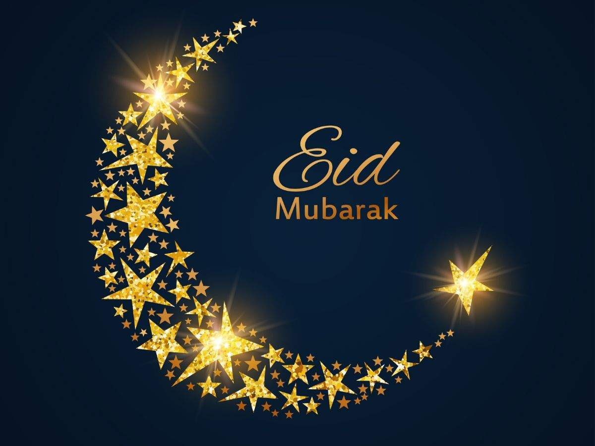 To all my muslim friends that celebrate. I wish you and your family a very joyful Eid.