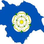 Image for the Tweet beginning: 💙💙💙 It's YORKSHIRE DAY on