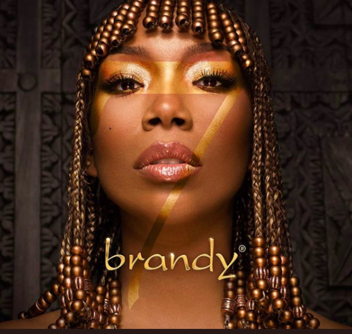 Brandy is back finally #B7 #Brandy a legend and gift from God ❤️❤️💜💜💙💙🖤🖤