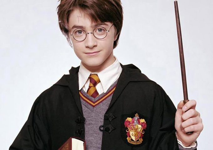 Happy Birthday to one of our favorite clients, Harry Potter.