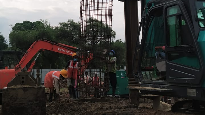 Kanpur Metro update: 55% piling work completed on priority corridor  Read more...http://news.railanalysis.com/kanpur-metro-update-55-piling-work-completed-on-priority-corridor/ …  #kanpurmetro #upmetro #upmrc #iit #corridors #project #constructed #metro #pilingwork #civilconstruction pic.twitter.com/874CqEHpis