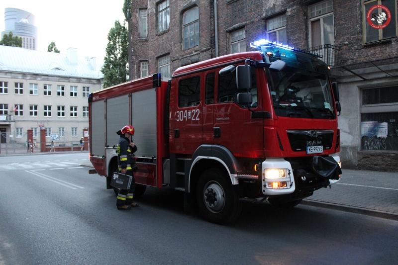 30 lipca br. ok. godziny 20:15 przy ulicy Żelaznej 64 w Warszawie. Zaniepokojeni mieszkańcy wezwali straż pożarną w obawie o życie sąsiadki. Strażacy w asyście policji weszli do mieszkania, gdzie zastali starszą kobietę, która wymagała pomocy medycznej. https://t.co/P7iHLAaz0i https://t.co/werawWUpj2